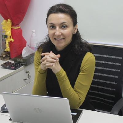 Elena C. Martinescu